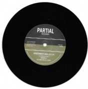 Christel & Goldmaster All Stars - Government Man (Alt. Cut) / Political Version (Partial) 7""